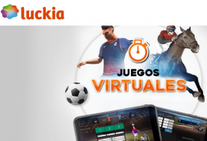 juegos virtuales Luckia